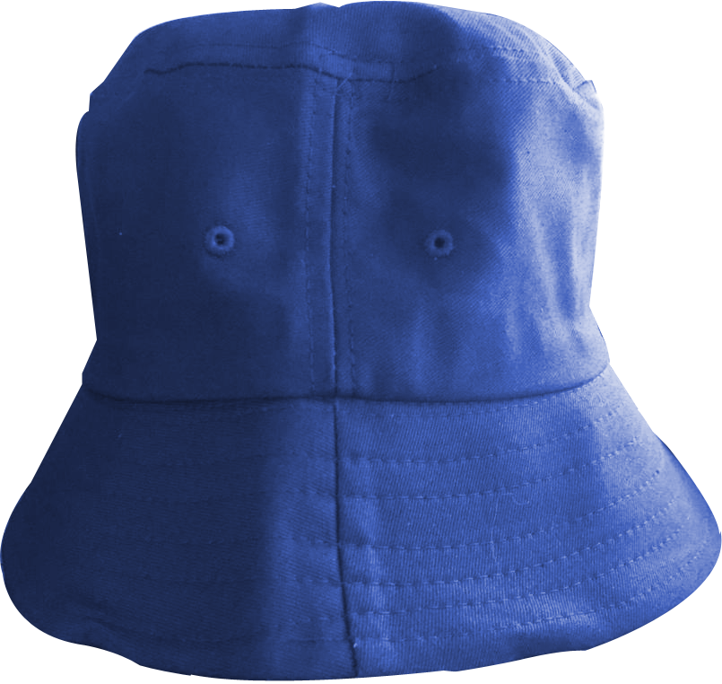 Royal Blue Bucket Hat